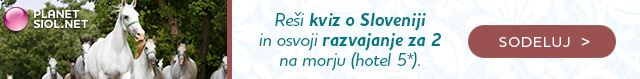 Poznam Slovenijo