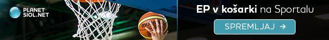 EP v košarki