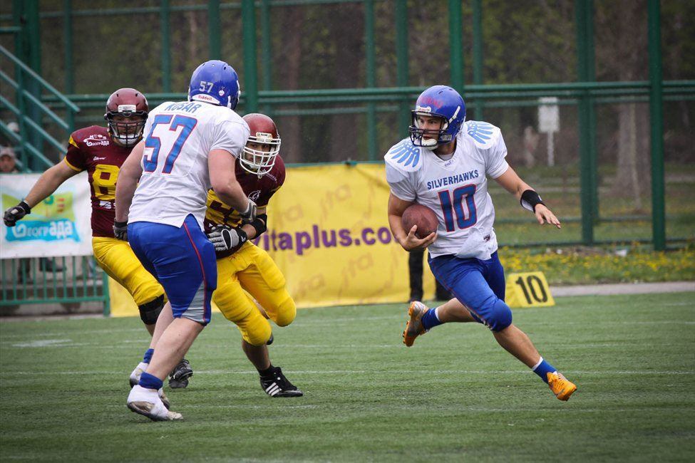 Vsi smo v priakovanju finala med Beograd Vukovi in Ljubljana Silverhawks.