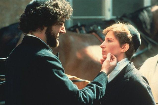 Barbra Streisand (Yentl, 1983)