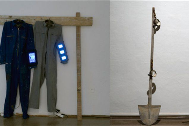 Tomaž Furlan, WEAR XI, HILDA, video instalacija, 2011