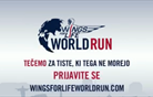 Wings for Life World Run, 4. maj 2014